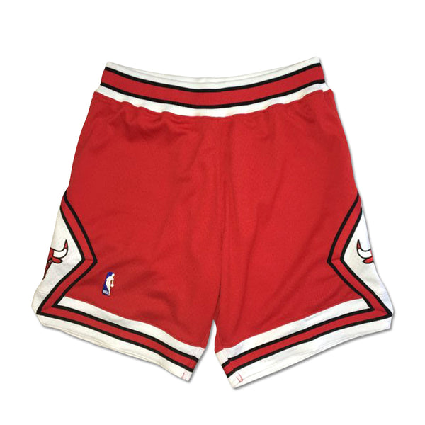 Mitchell & Ness 1997-98 Chicago Bulls Authentic Short