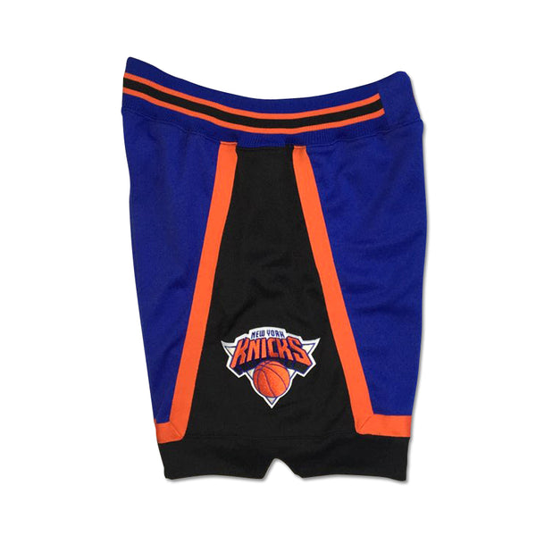 Mitchell & Ness 1996-97 New York Knicks Authentic Short