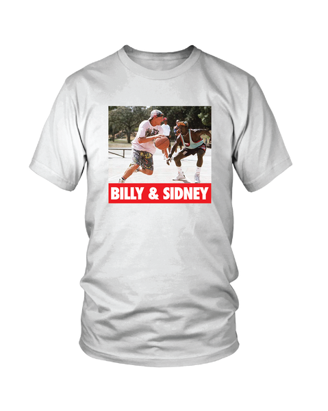 Almanac White Billy vs Sidney Tee