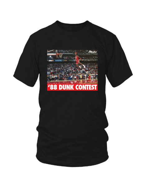 Almanac Black 88 Dunk Contest Tee