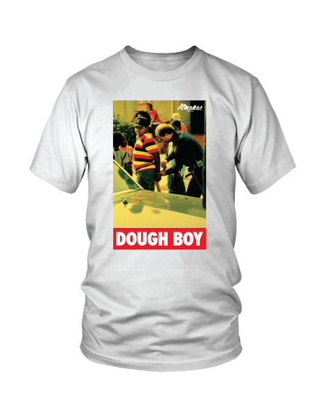 Almanac White Dough Boy Tee