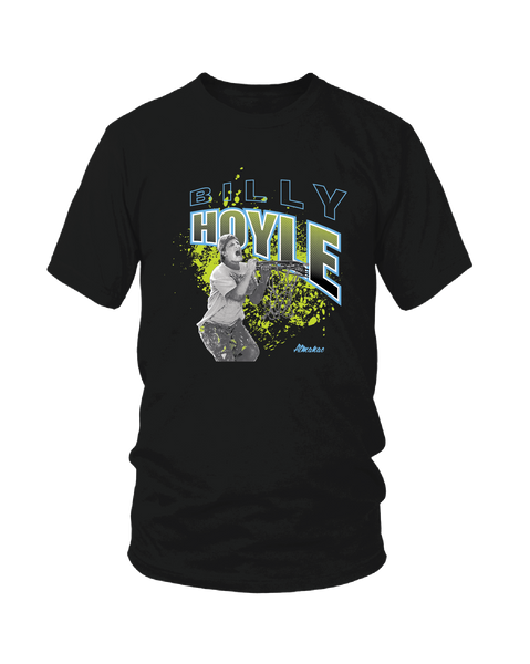 Almanac Black Billy Hoyle Tee