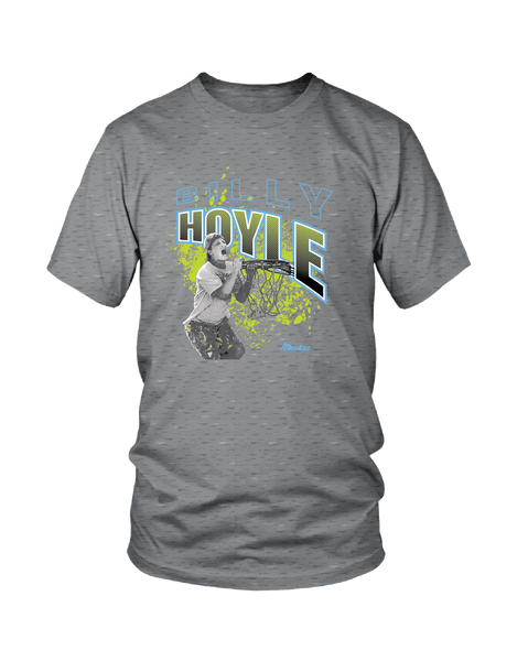 Almanac Grey Heather Billy Hoyle Tee