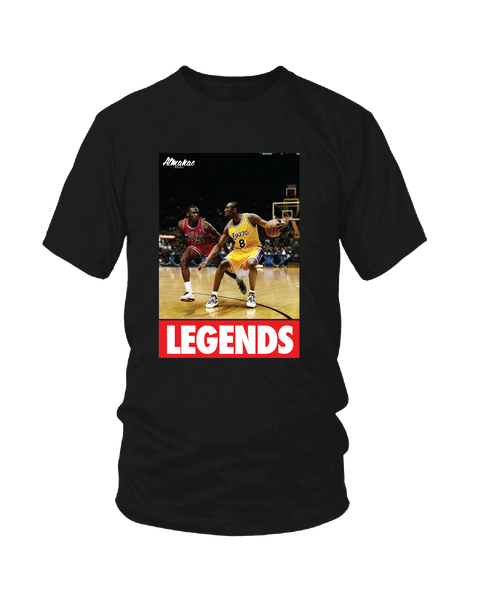 Almanac Black Legends Tee