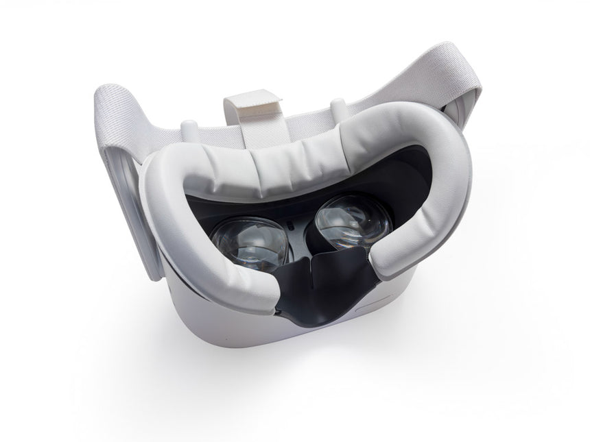 Facial Interface & Foam Replacement Set for Oculus™ Quest 2 (Dark Grey & Light Grey)