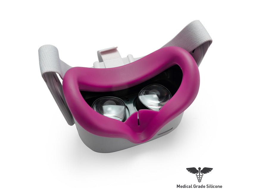 Silicone Cover Magenta for Oculus™ Quest 2