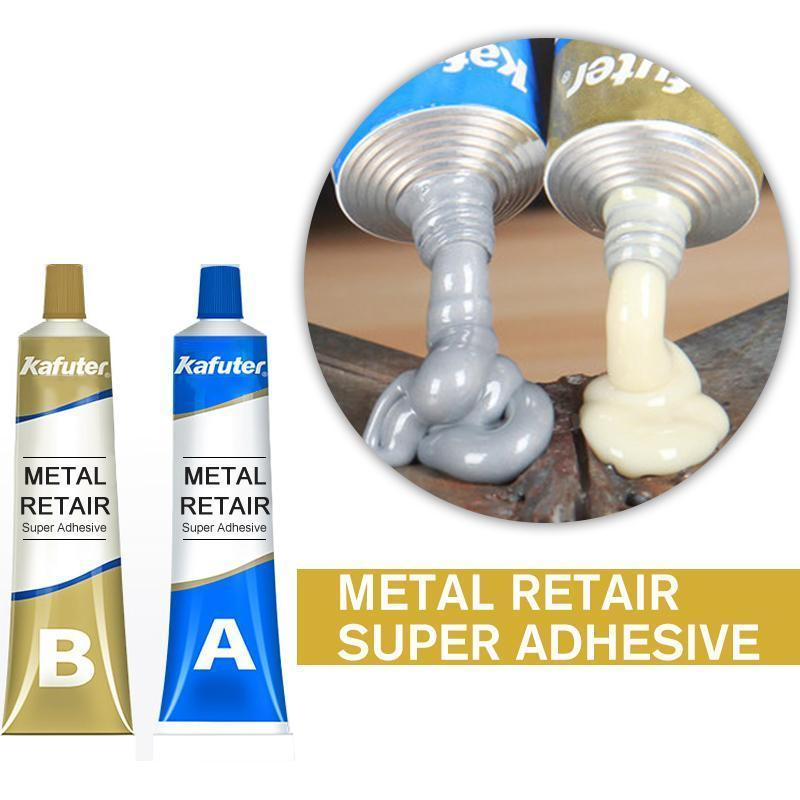 Weld Metal Repair Paste