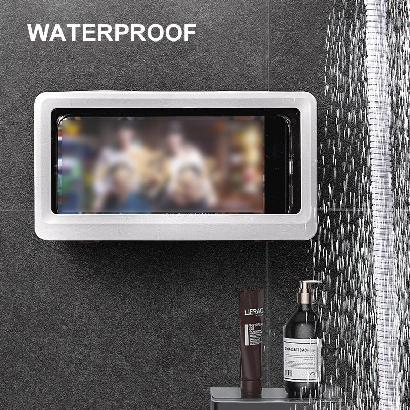 Bathroom Waterproof Phone Holder