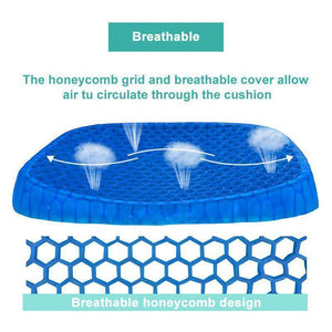 Mygeniusgift™ Breathable Jelly Cushion