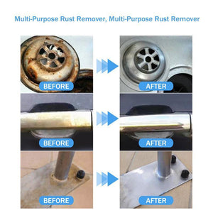 Multi-functional Rust Remover