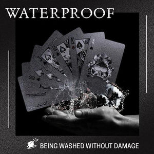 Waterproof Creative Playing Cards  2021