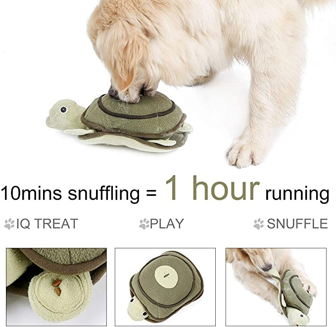sale turtle shaped snuffle mats best dog puzzle squeaky chew toys