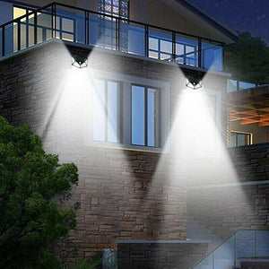 Outdoor Waterproof Solar Lamp 100 LED