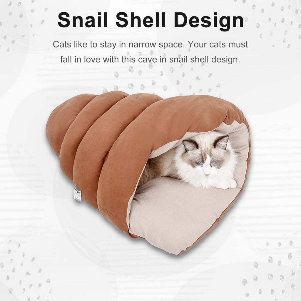 best pet bed creative cat small dog  cosy bed conch shape cheap