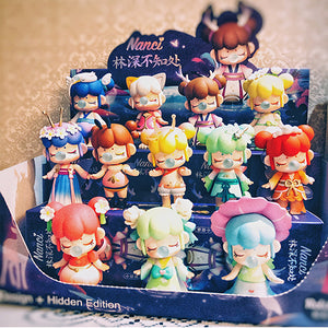 Blind Box  mini figure toys of different doll figures Surprise Dolls