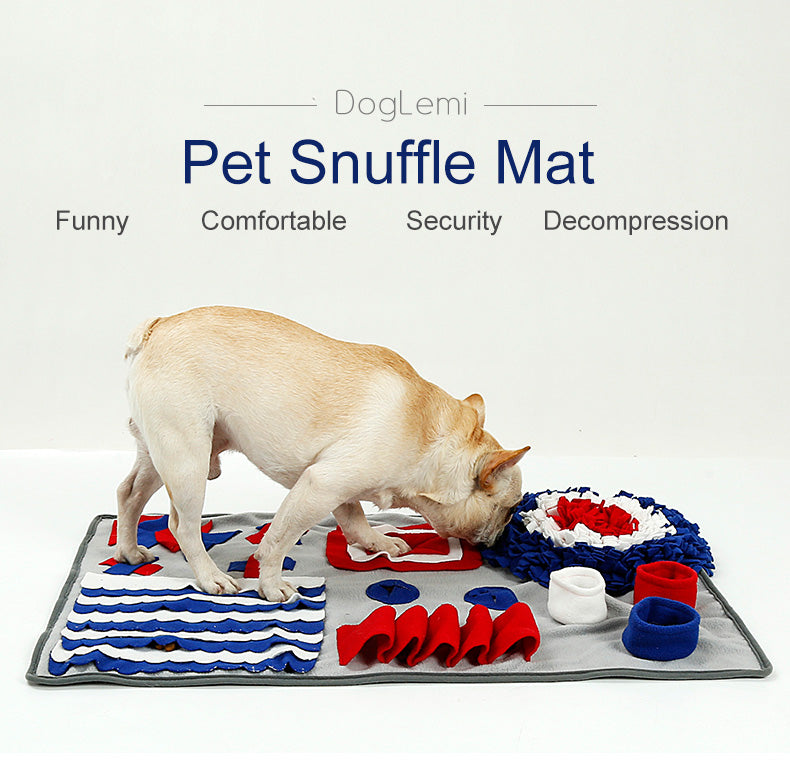 best wooly washable snuffle mat  sale dog feeding mat