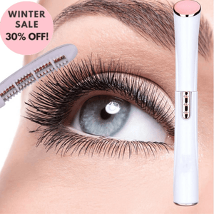 CURLASH PRO™ -  Heated Eyelash Curler