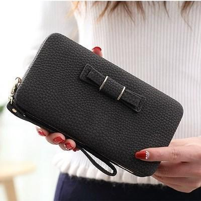 Women's Bow Knot Wallet