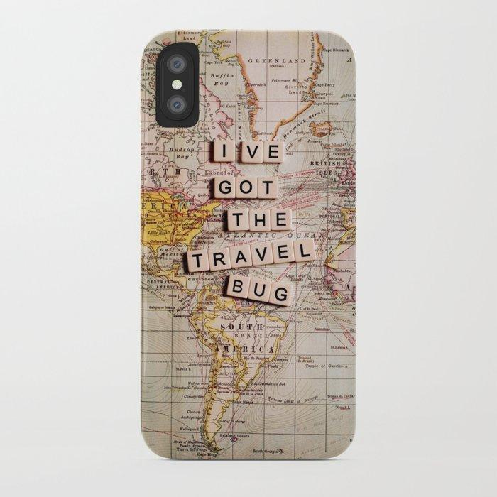 Travel Bug Phone Case