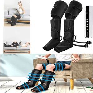 best full leg massager machine air compression for women