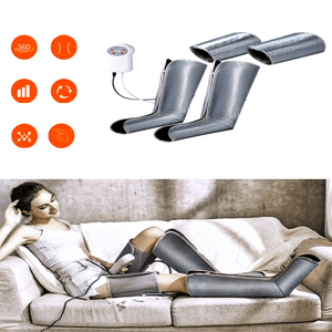 TRNDIZER ALL-IN-ONE  Leg Massager With Air Compression Technology