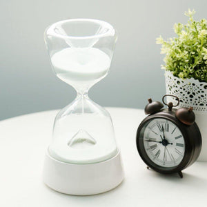 Sands of Sleep™ 15 Minute Hourglass Sleeping Lamp