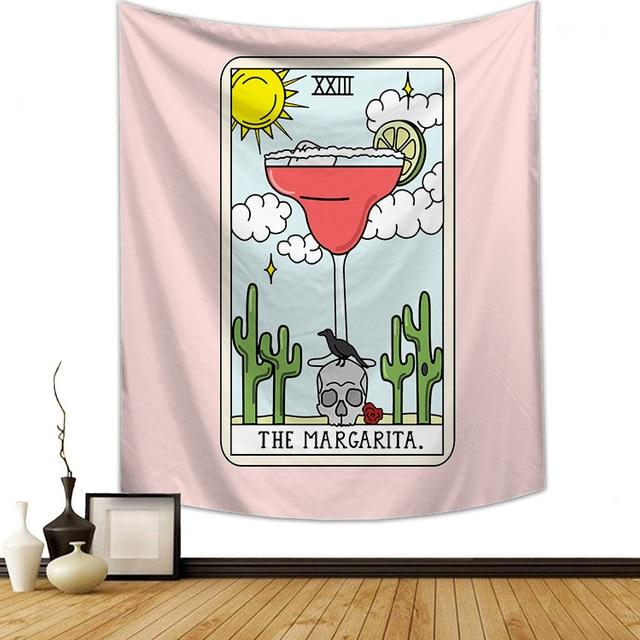Tarot Styled Tapestries