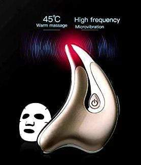 best ultrasonic face massage machine for wrinkles and neck  electric