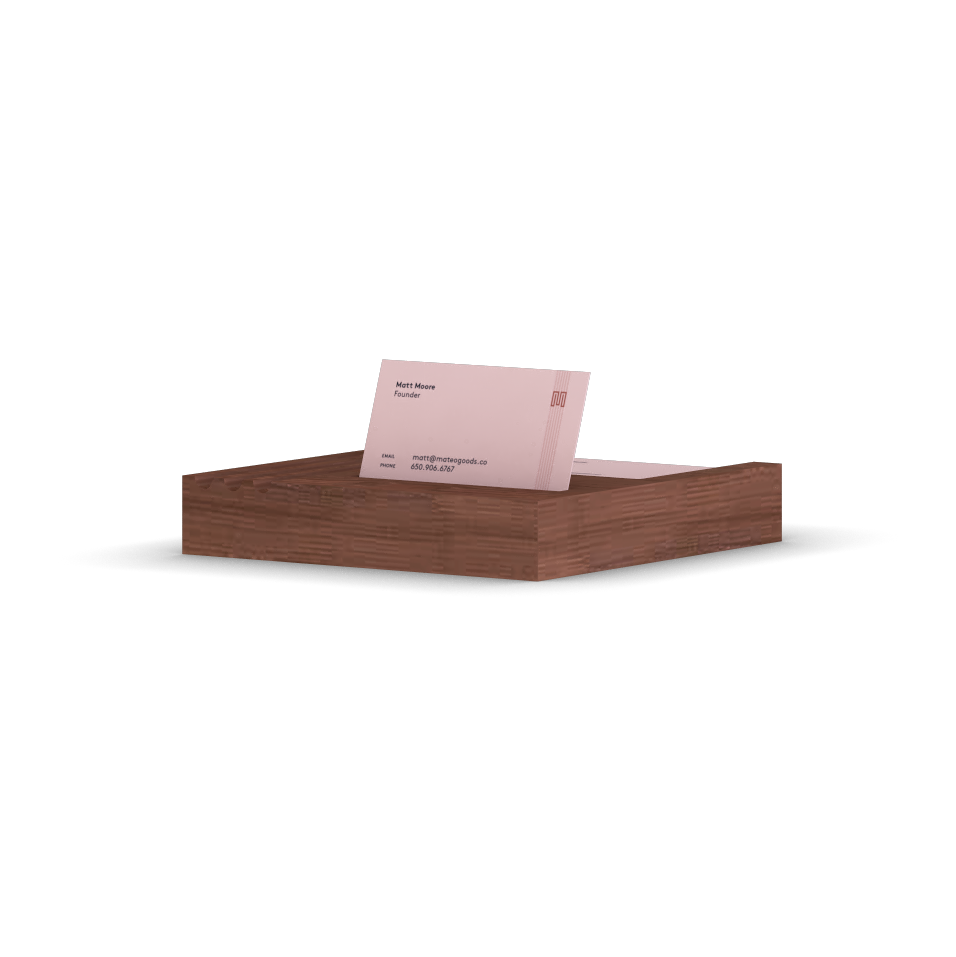 The Business Card Holder