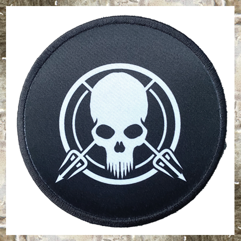 INSIGNIA WOVEN PATCH