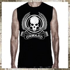 INSIGNIA BADGE SLEEVELESS