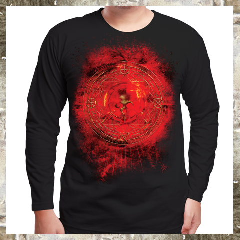 RED - TOUR LONG SLEEVE