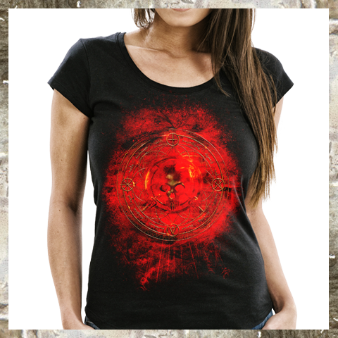RED Tour T-Shirt (Womens)