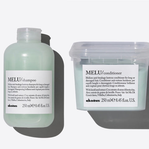 Melu Duo : Shampoing + Conditionner