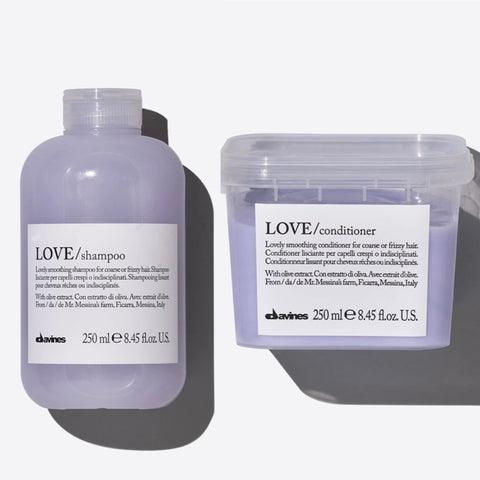 Love Duo Shampoing + Conditionner