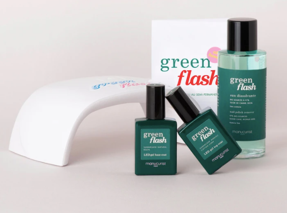 #1 Green Flash - Full Kit Nomade