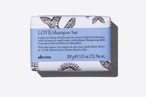 Love shampoo bar