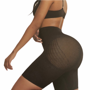 Tummy Control High Waist Body Shaper Shorts
