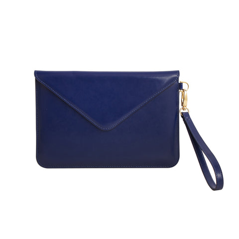 Mini Tablet Folio - Navy Blue