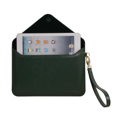 Mini Tablet Folio - Deep Olive