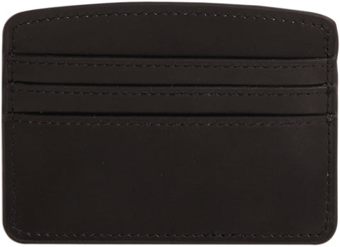 Paperthinks Recycled Leather Card Case - Black