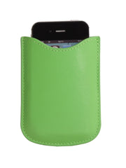Paperthinks Eco-Friendly Leather Card Case - Mint - Paperthinks.us