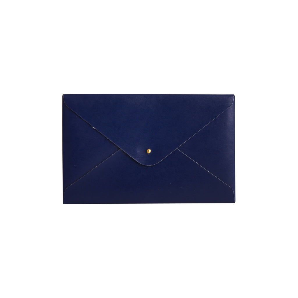 Small File Folder - Navy Blue