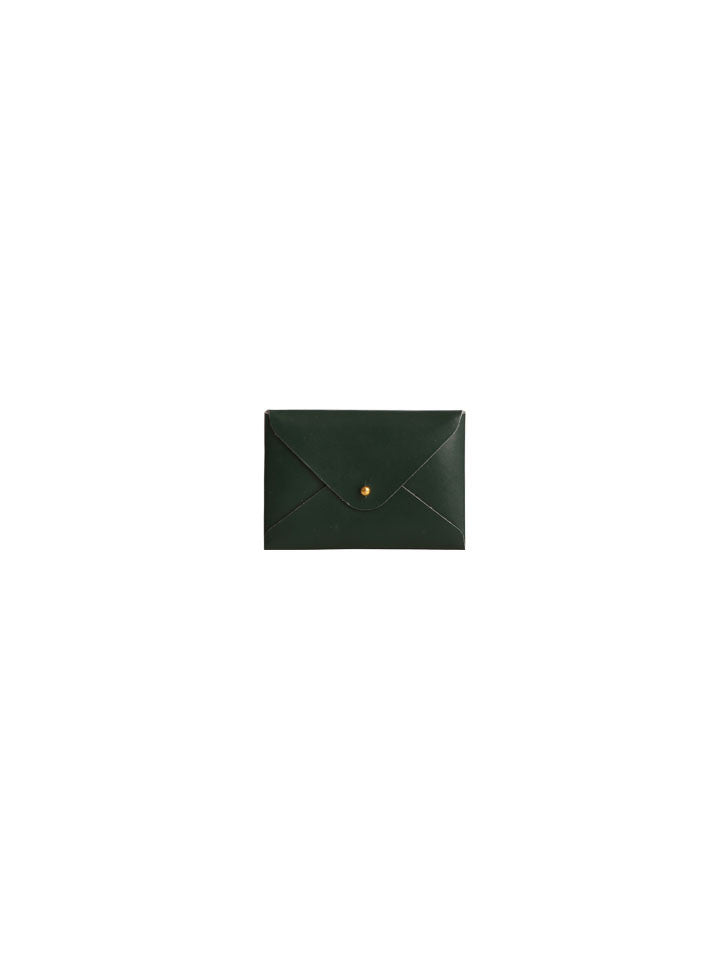 Mini File Folder - Deep Olive