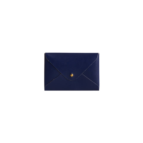 Mini File Folder - Navy Blue