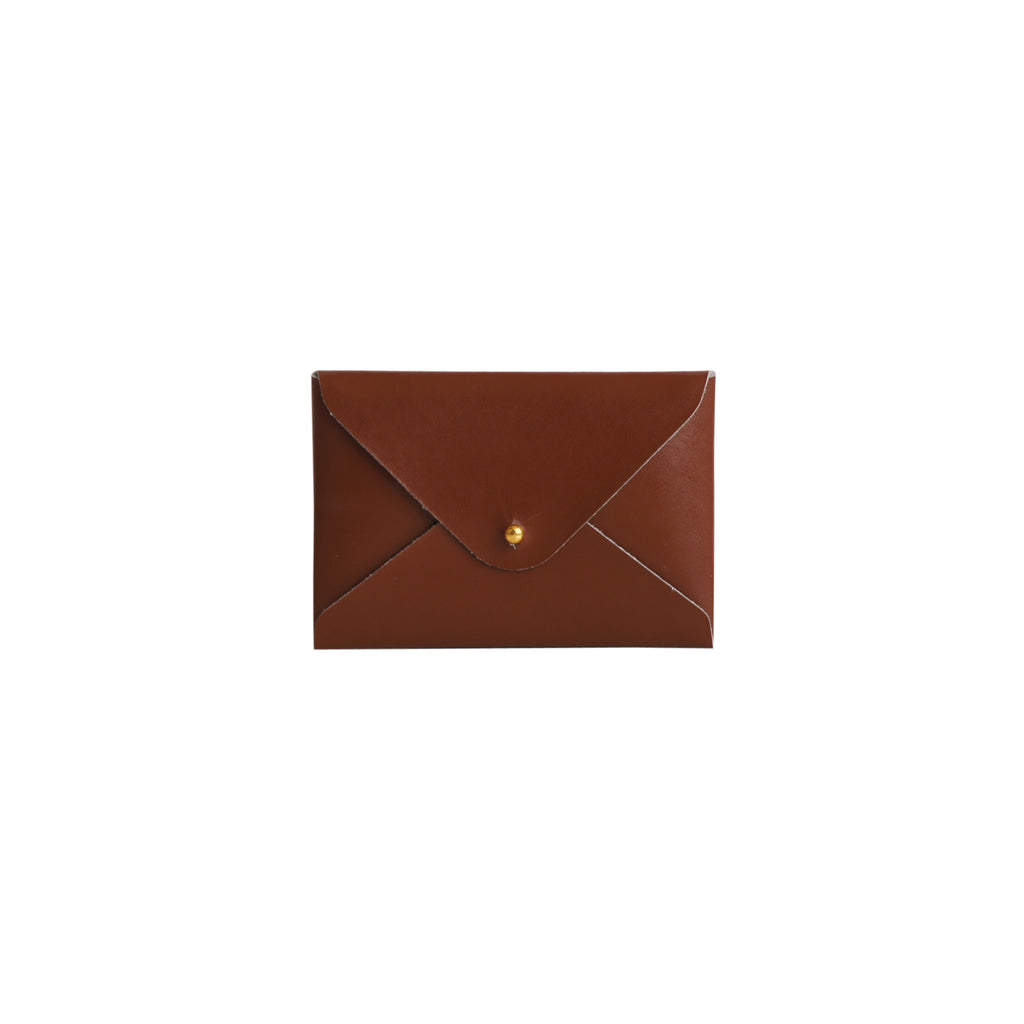 Mini File Folder - Tan