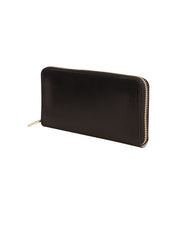 Paperthinks Recycled Leather Full Size Wallet - Black - Paperthinks.us