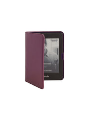 Paperthinks Recycled Leather E-Reader Case - Burgundy - Paperthinks.us