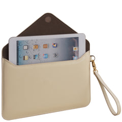 Paperthinks Recycled Leather Mini Tablet Folio for Ipad Mini and 7 Inch Tablets - Paperthinks.us