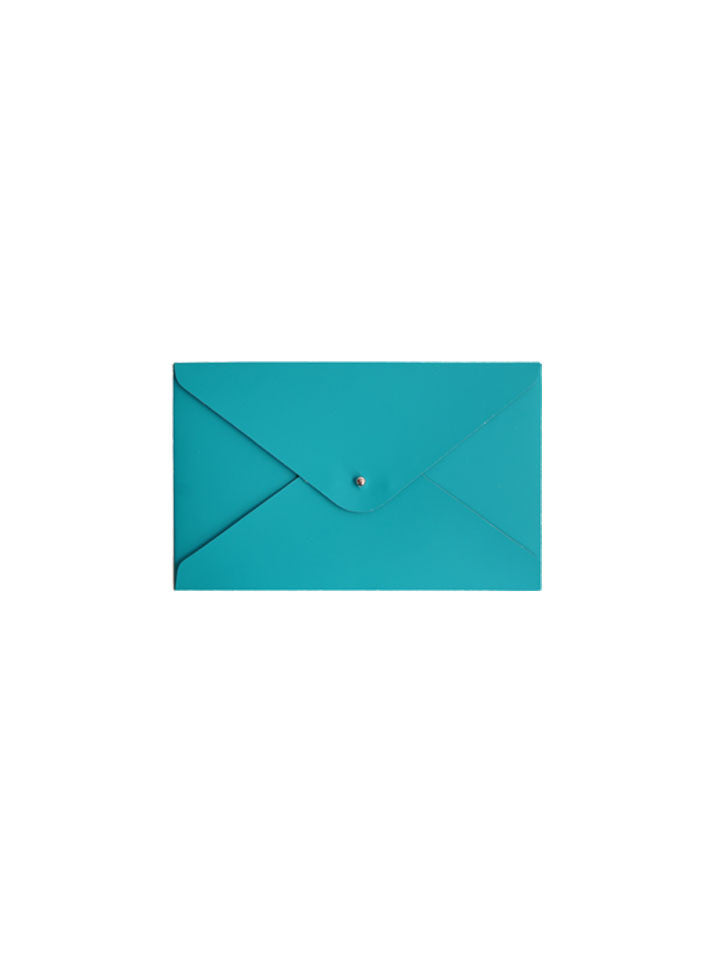 Small File Folder - Turquoise